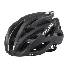 Giro Atmos II casco per bici nero
